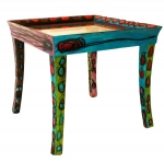 Glass Side Table 2
